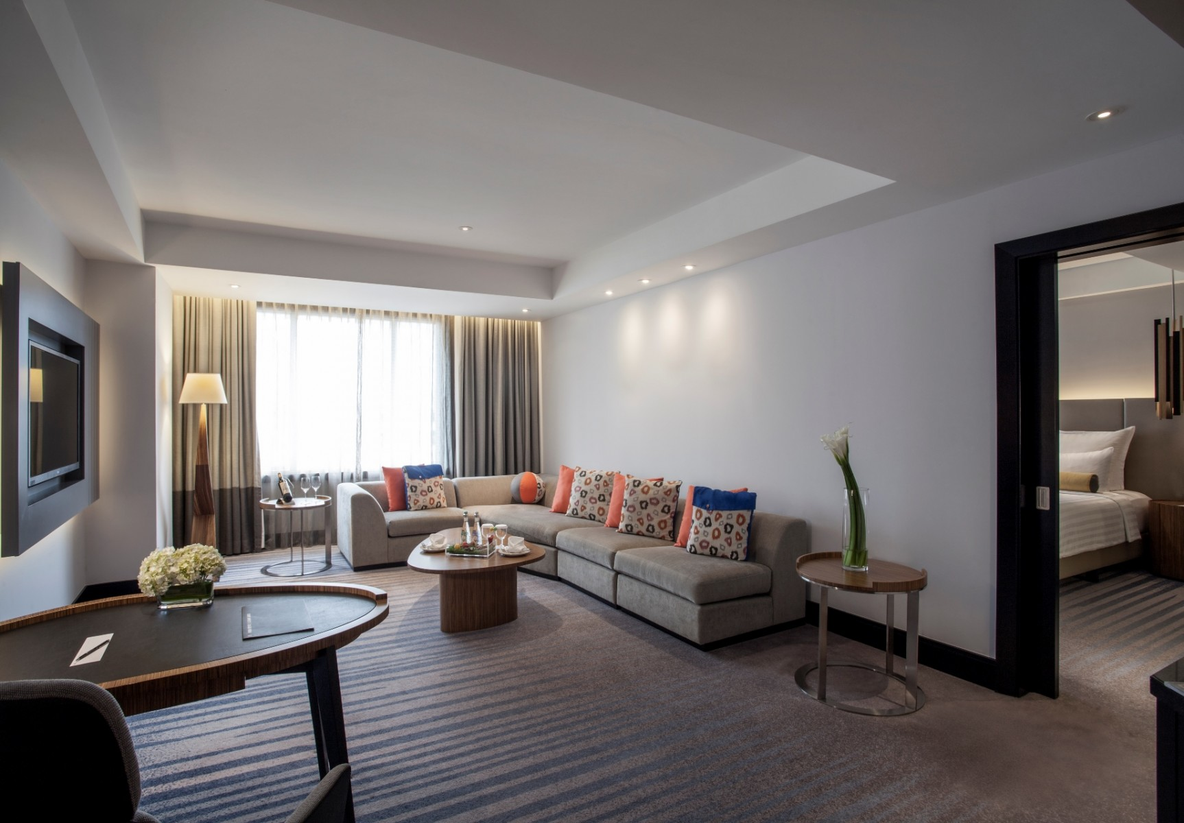 Pullman Jakarta Indonesia - ROOM - Grand Deluxe Executive Suite 1